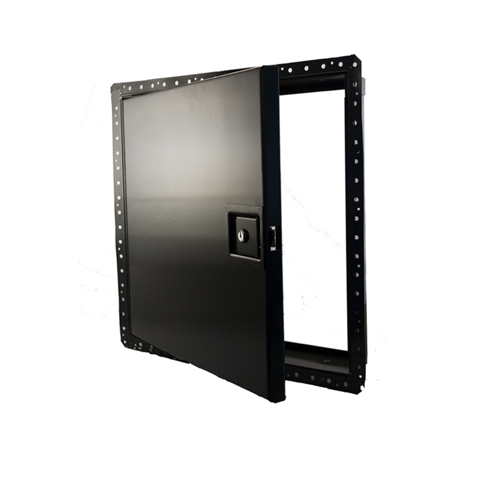 Fire Rated Access Doors : Karp non insulated fire rated access door for drywall