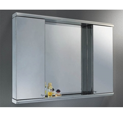 Stainless Steel Dual Door 3928L