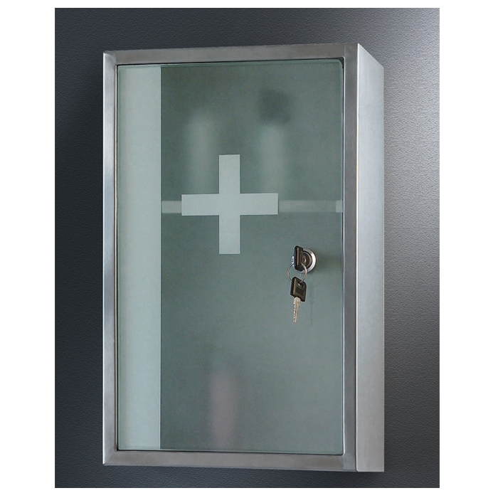 Stainless Steel Cabinet With Lock 915K