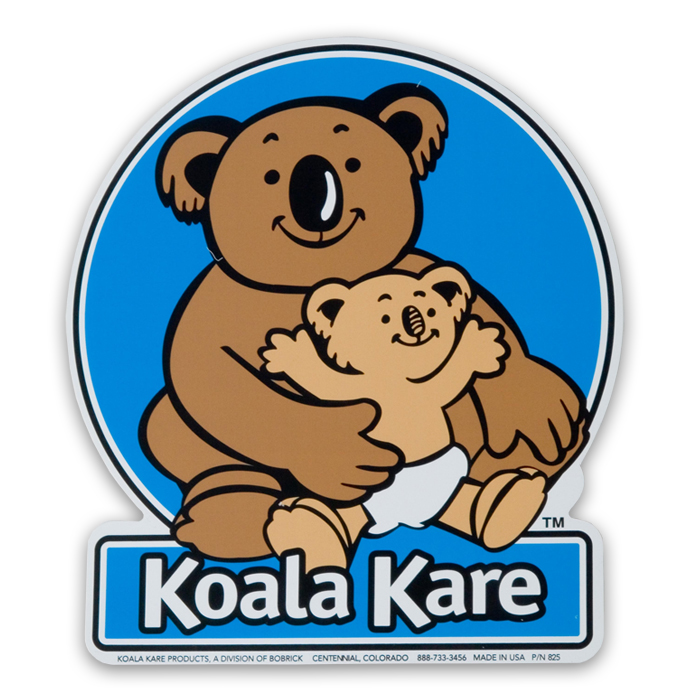 Koala Changing Station Decal Model Kb825 Kb825