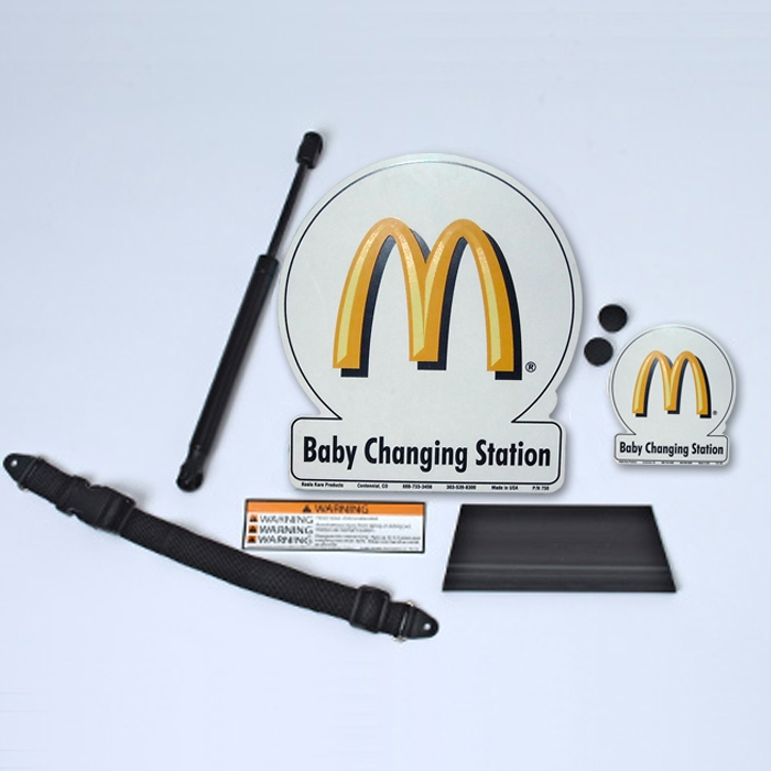 McDonalds Refresh Kit