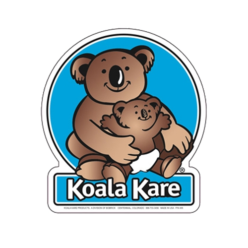 Koala changing station decal for kb200 and kb208 model - Koala components ...