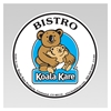 Koala Seat Back Label for KB318/KB319 Bistro High Chair