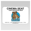 Koala Label for KB324 Cinema Seats - Model KB853