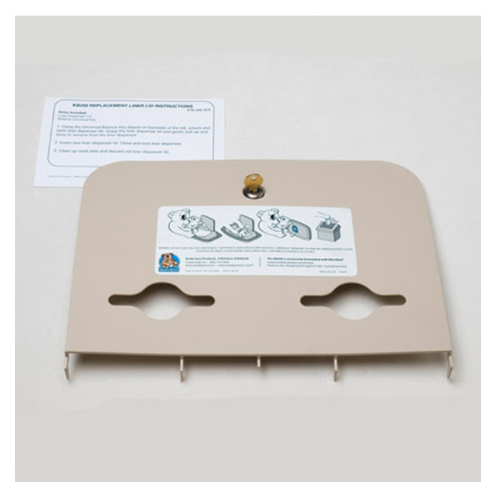Liner Dispenser Lid Kit - Earth 466-11-KIT