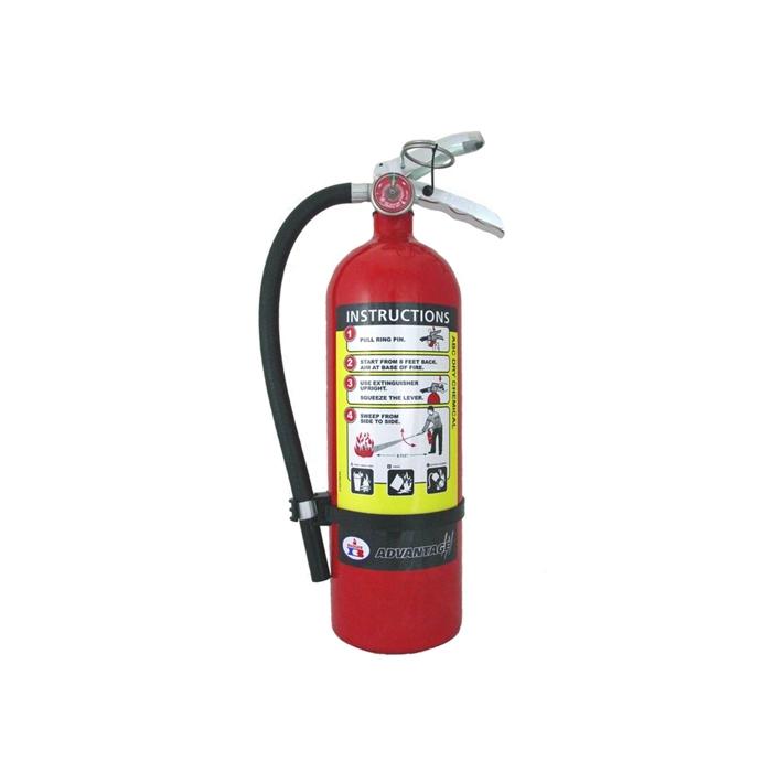 Badger Advantage Av550 5 Lb Fire Extinguisher Wall Mounted