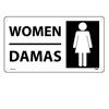 Women%27s English/Spanish Sign