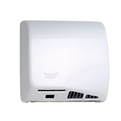 SpeedFlow® M06A Automatic Hand Dryer - White Epoxy