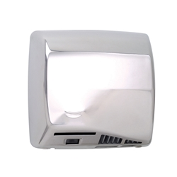 SpeedFlow® M06AC Automatic Hand Dryer - Bright Stainless Steel