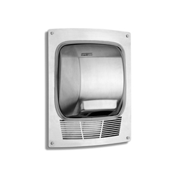 Mediflow® KT0010C Hand Dryer - Recessed Kit - Stainless Steel - Bright