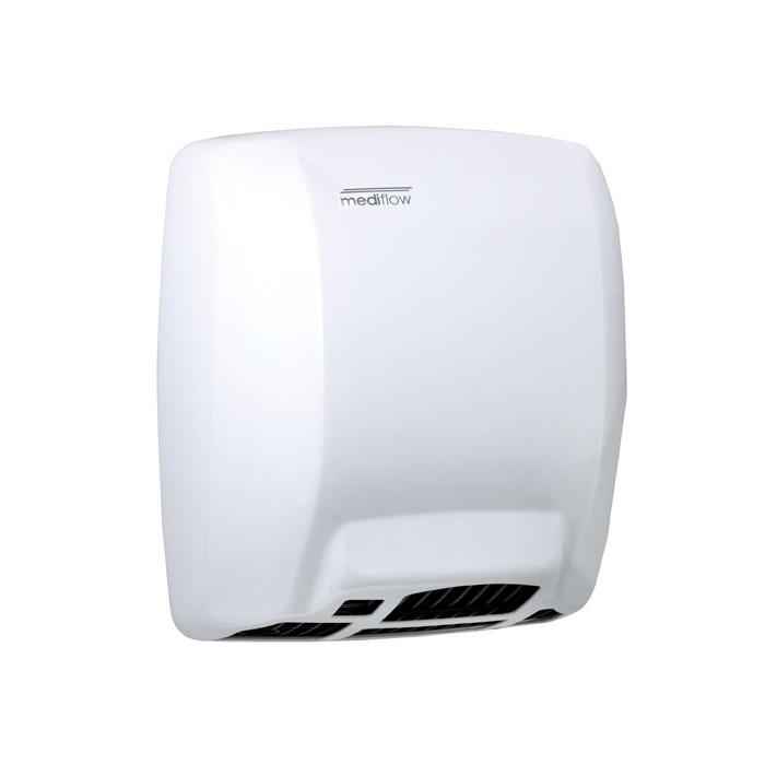 Mediflow 174 M02a Hand Dryer Automatic White Epoxy