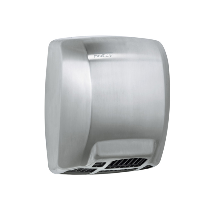 Mediflow 174 M02acs Hand Dryer Automatic Stainless Steel