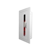 Strike First Elite Architectural Series Fully-Recessed Fire Extinguisher Cabinet  - 528-EL