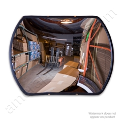Acrylic Outdoor Convex Mirror