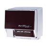World Dryer Hand Dryer - No Touch Series Automatic Recessed - Model NT126