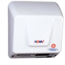 World Dryer NOVA 1 Model 0830 plug-in hand dryer