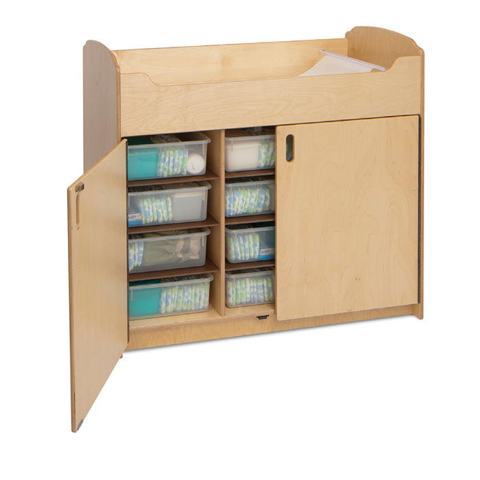 Foundations Serenity Baby Changing Table 1773047