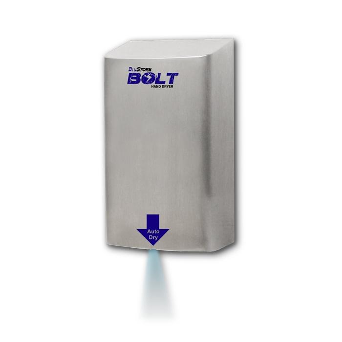 Palmer Fixture Hd092 Bluestorm Bolt High Speed Hand Dryer