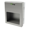 Palmer Fixture HD0945-09 Ecostorm Recessed High Speed Hand Dryer eco storm hand dryer, ecostrom hand dryer