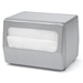 Palmer ND0055-13 Table Top Mini-Fold Napkin Dispenser Stainless Steel - PF-ND0055-13