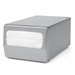 Palmer ND0071-13 Counter Top Full-Fold Napkin Dispenser Stainless Steel - PF-ND0071-13
