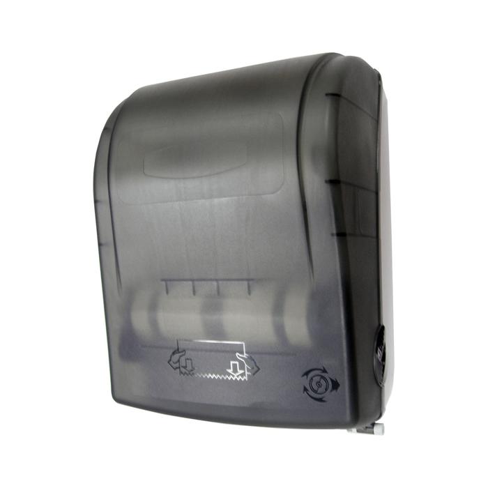 Touchless Towel Dispenser ~ Palmer td mechanical touchless roll towel dispenser