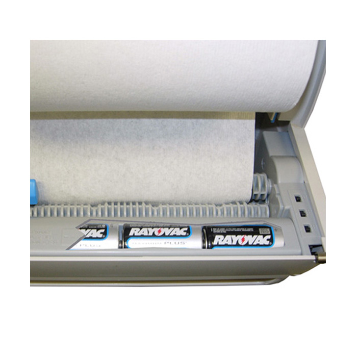 Palmer fixture electra td0245 automatic paper towel for Automatic paper towel
