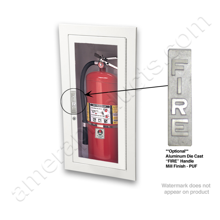 Jl Ambassador 8115g10 Recessed 5 Lbs Fire Extinguisher