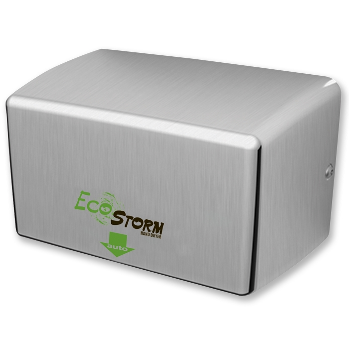 Palmer EcoStorm Brushed Stainless