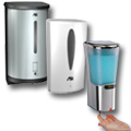 Automatic or  Touch Free Soap Dispensers