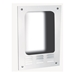 ** Optional Recessed Kit - White