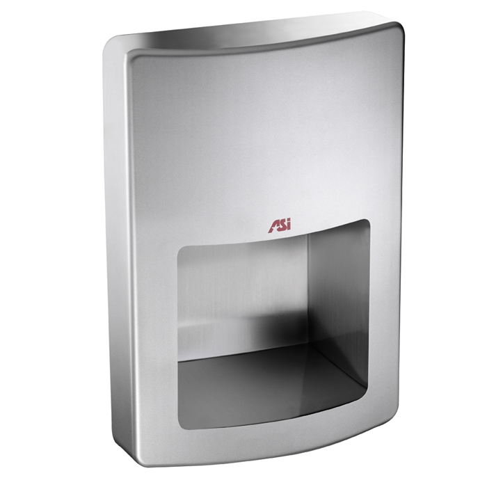 Asi 20199 Roval Recessed High Speed Hand Dryer Asi 20199