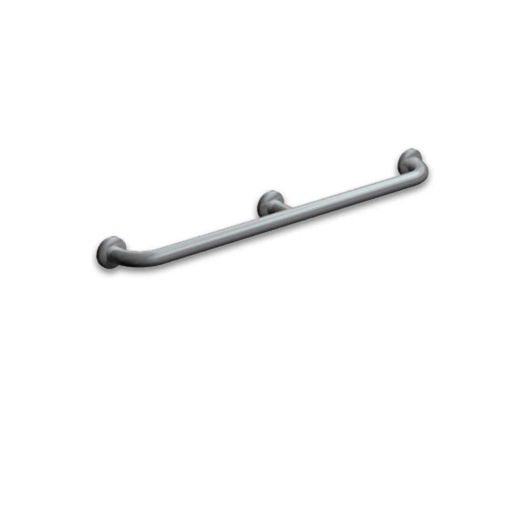 Asi 3702 Series Grab Bar 1 1 4 Quot Tube Concealed Ends With