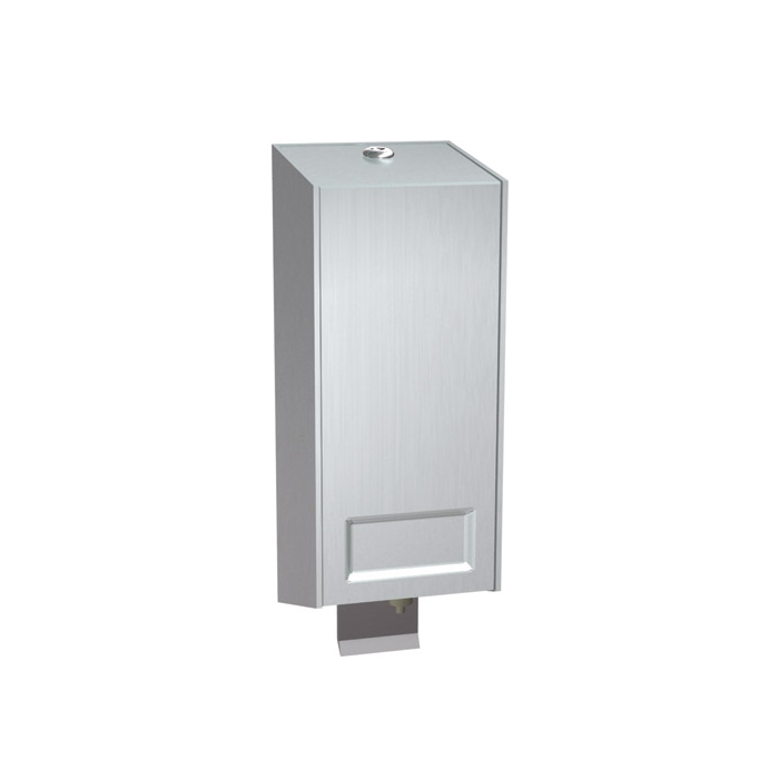 Satin Stainless Steel Surface Mounted Automatic ASI 0362 Soap Dispenser