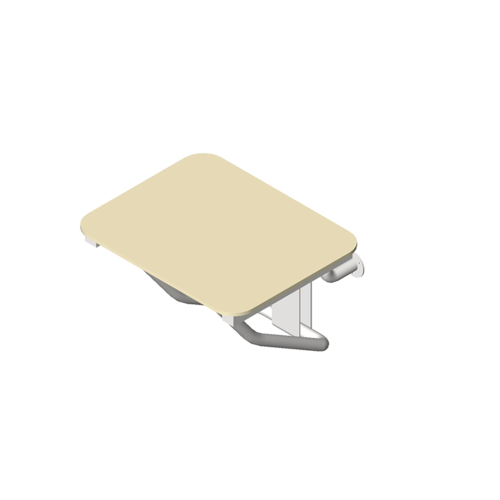 ASI 8204 Compact Folding-Up Shower Seat #ASI-8204