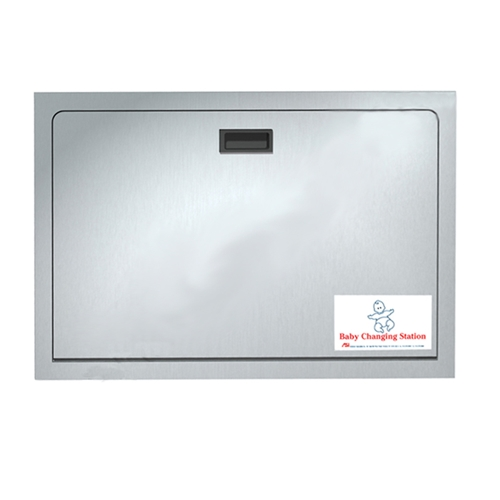 Recessed Baby Changing Station 9013