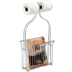 Better Living 53541 Toilet Tissue Dispenser - Toilet Butler bath shower caddy,toilet tissue dispenser, toilet paper caddy, toilet tissue caddy, tissue roll holder