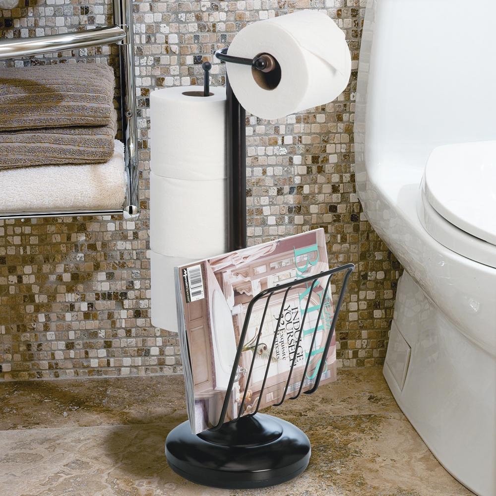 54544 Better Living the Toilet Caddy Chrome