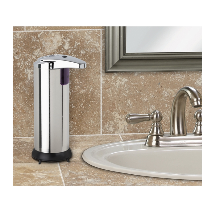 Gentil Touchless Small Countertop Soap Dispenser 70190 By Better Living Products  #BL 70190