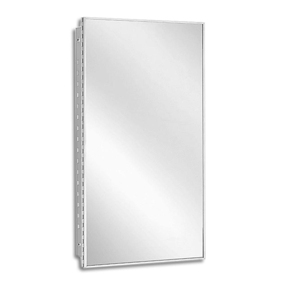 Admirable Bradley Model 175 10 Semi Recessed Medicine Cabinet Interior Design Ideas Philsoteloinfo