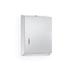 Bradley 250-15 Paper Towel Dispenser Surface Mounted C-Fold/Multi-Fold