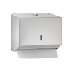 Paper Towel Dispenser Model 252 - Surface Mounted - C-Fold/Multi-Fold Towels by Bradley