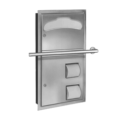 Combination Unit - Model 5922 - Recessed