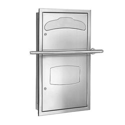 Combination Unit - Model 5932 - Recessed