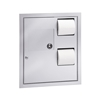 Combination Unit - Model 5942 - Recessed