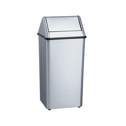 Waste Receptacle - Model 377 - Freestanding