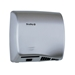 Bradely 2902-2874 Aerix™ Satin Stainless Steel Variable Speed Warm Air Hand Dryer - BR-2902-287400-000000 BX