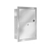 Bradley Napkin Disposal - Model 4731-15 - Recessed