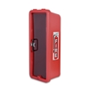 CATO 105-10 RRT-Z Pull to Open Chief 10 Lbs. Plastic Fire Extinguisher Cabinet - Red