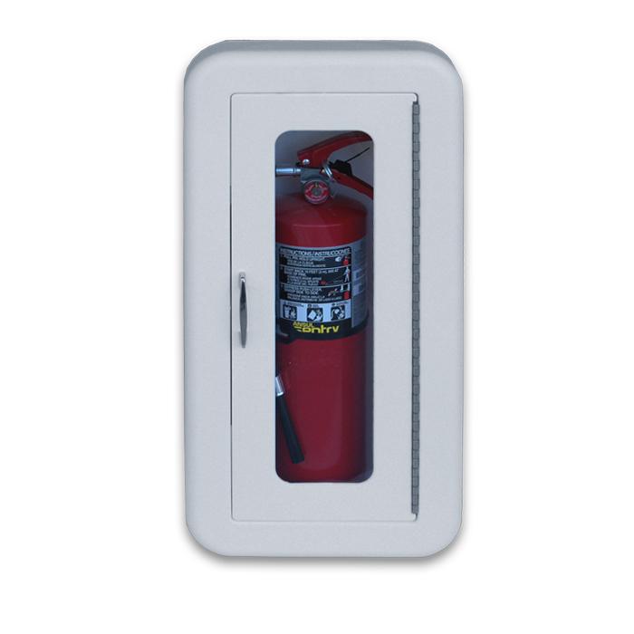 Cato Classic 405 10 W Lock Plastic Semi Recessed Fire